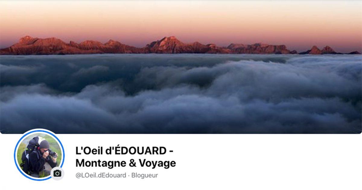 L'Oeil d'Edouard - page Facebook
