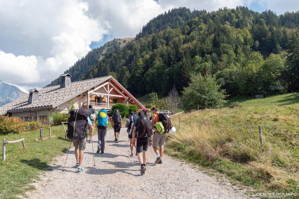 Plan Bois - Randonnée à Sulens Bornes-Aravis Haute-Savoie Alpes Montagne Outdoor French Alps Mountain Hiking Hike