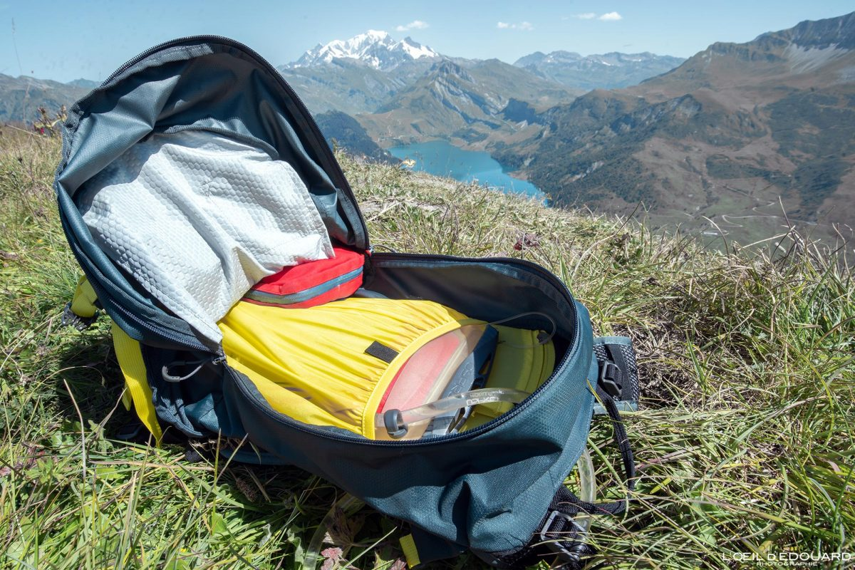 Test Sac à dos Osprey Hikelite 26 backpack review randonnée hike hiking