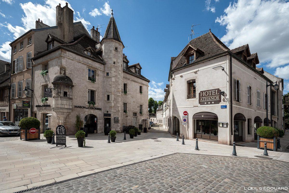 Maison du Colombier Place du Général Leclerc Beaune Bourgogne France Architecture
