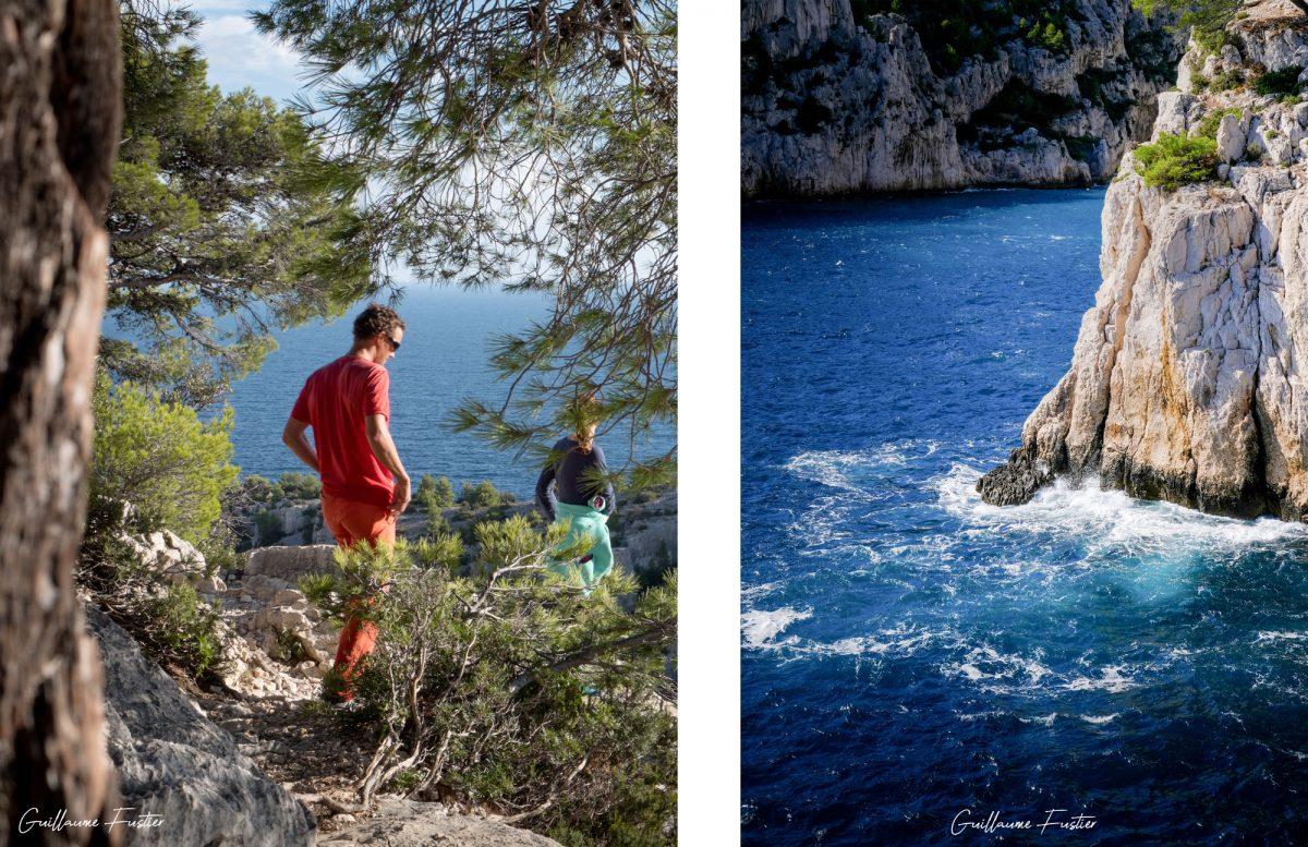 Calanques de Cassis Bouches-du-Rhône Provence-Alpes-Côte d'Azur France Paysage Mer Méditerranée Outdoor Mediterranean Sea Landscape