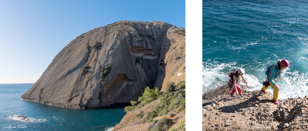 Le Bec d'Aigle Cassis Bouches-du-Rhône Provence-Alpes-Côte d'Azur France Paysage Mer Méditerranée Outdoor Mediterranean Sea Landscape