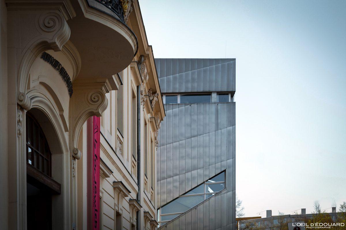 Kollegienhaus Musée Juif de Berlin Allemagne - Jüdisches Museum Deutschland Germany Jewish Museum Architecture Daniel Libeskind