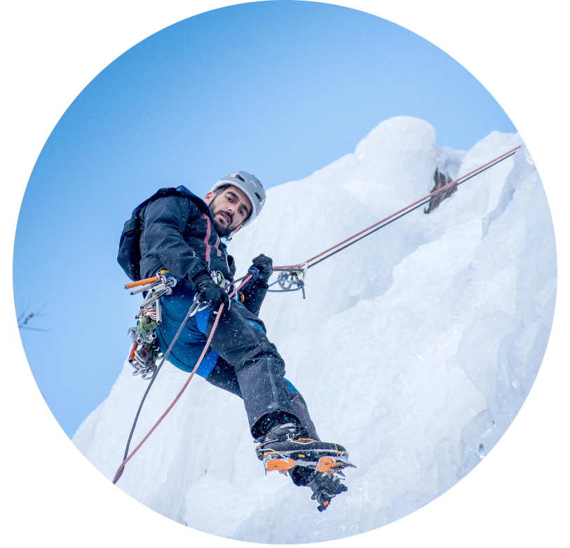 Guillaume Fustier - Secourisme en Montagne Outdoor Mountain Rescue