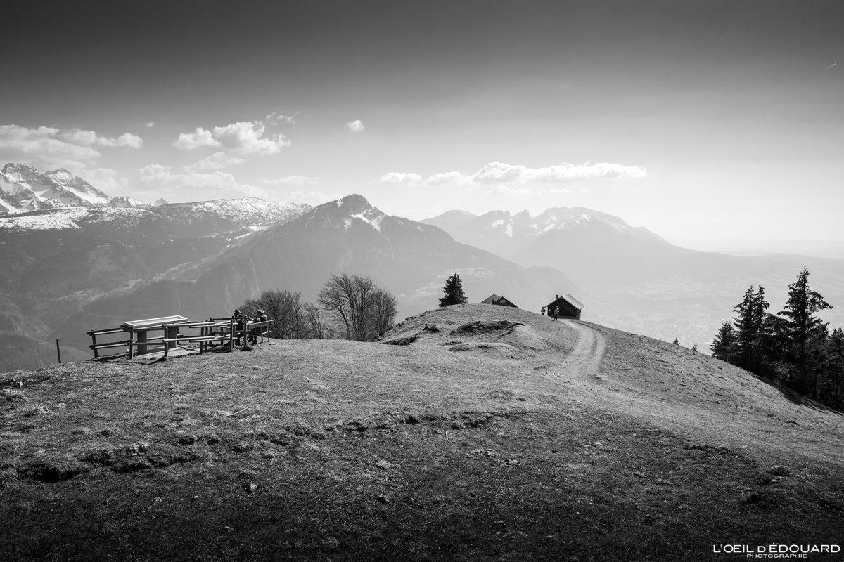 Le Petit Môle Randonnée Massif du Chablais Haute-Savoie Alpes France Paysage Montagne Outdoor French Alps Mountain Landscape Hike