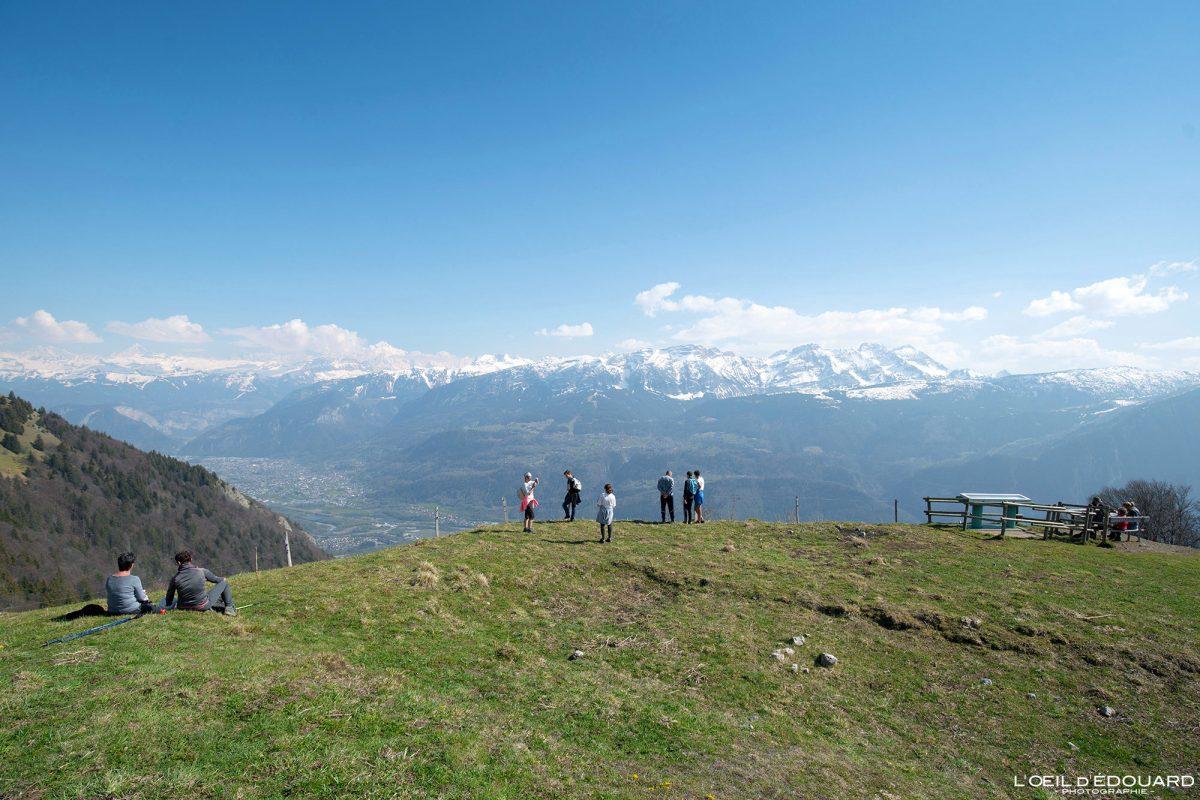 Le Petit Môle Randonnée Massif du Chablais Haute-Savoie Alpes France Paysage Montagne Outdoor French Alps Mountain Landscape Hike Hiking
