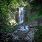 Randonnée Cascade Cirque de Saint-Même Massif de la Chartreuse Savoie Isère Alpes France Montagne Paysage Outdoor French Alps Mountain Waterfall Hike Hiking