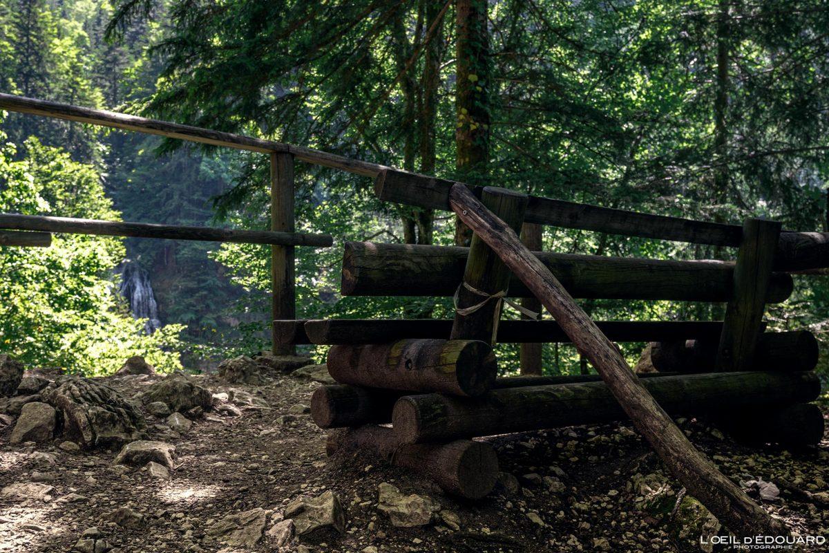 Randonnée Cirque de Saint-Même Massif de la Chartreuse Savoie Alpes France Montagne Forêt Outdoor French Alps Mountain Forest Hike Hiking Trail