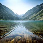 Randonnée Lac de Gaube Cauterets Pyrénées France Paysage Montagne Outdoor Lake Mountain Landscape Hike Hiking