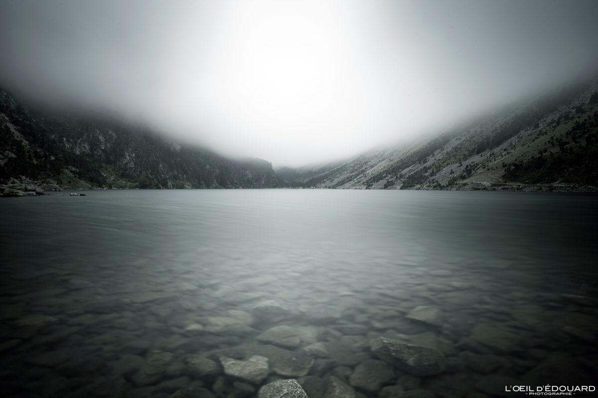 Lac de Gaube Cauterets Randonnée Pyrénées France Paysage Montagne Outdoor Lake Mountain Landscape