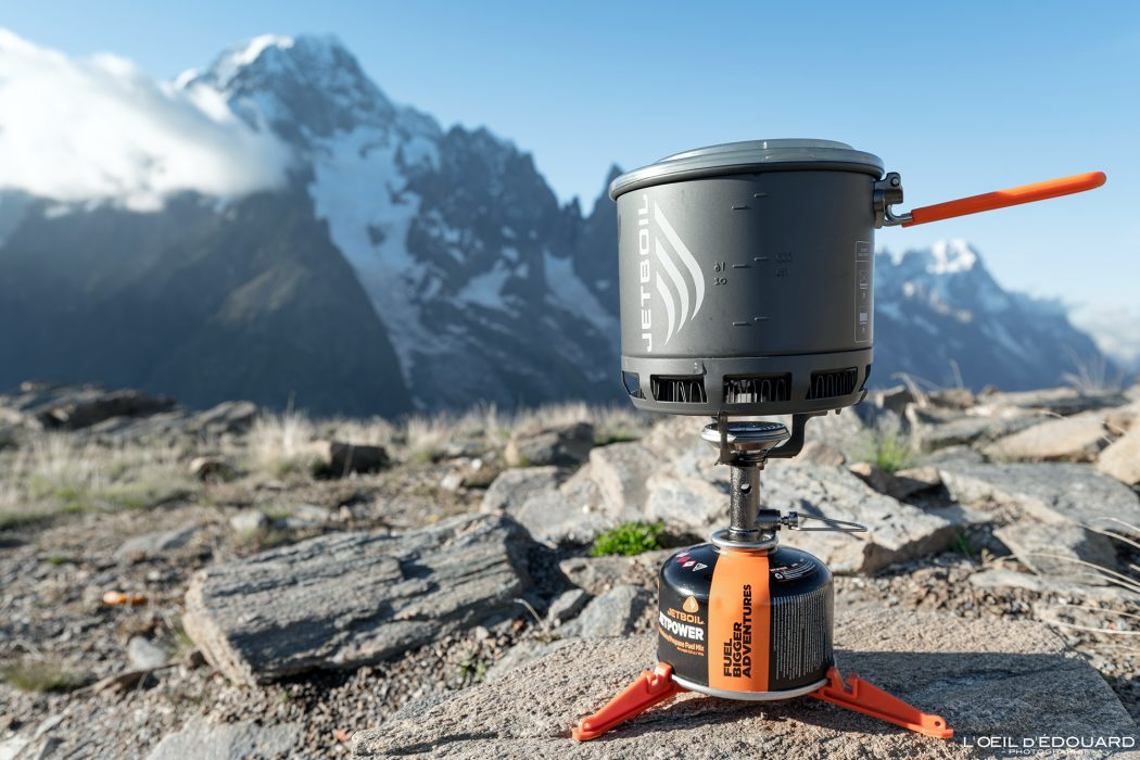 Test Réchaud Jetboil Stash Stove Cooking system review Outdoor Trekking
