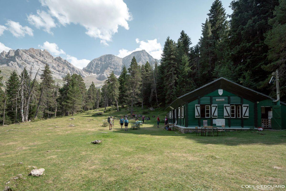 Chalet de Pailha Gavarnie Randonnée Pyrénées France Paysage Montagne Outdoor Hiking Mountain Landscape
